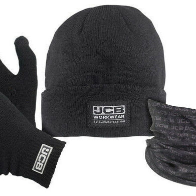 Winter Set - Touch Screen Gloves, Beanie Hat & Snood - D+Z3