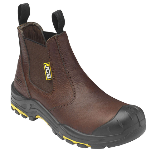 Leather Dealer Boot with Composite Midsole - DEALER