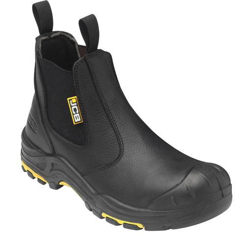 Leather Dealer Boot with Composite Midsole - DEALER
