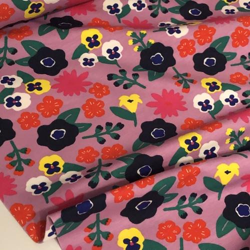 Flower Fantasy Lilac Jersey