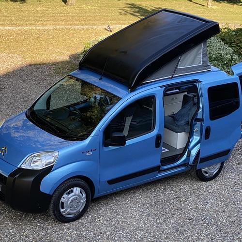 2011(61)reg Romahome R10 Solo 1 Berth Camper Van Citroen Nemo HDi 1248cc