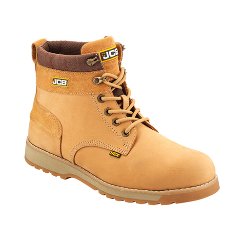 Nubuck Boot with Steel Midsole - JCB Workwear - 5CX