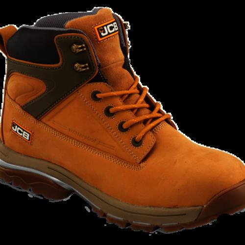 Waterproof Boot with Steel Midsole - JCB Workwear - F/TRACK