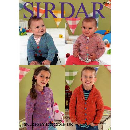 Patterns - Sirdar Baby/Children