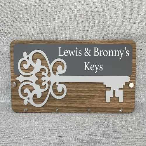 Personalised Key hook / Hanger