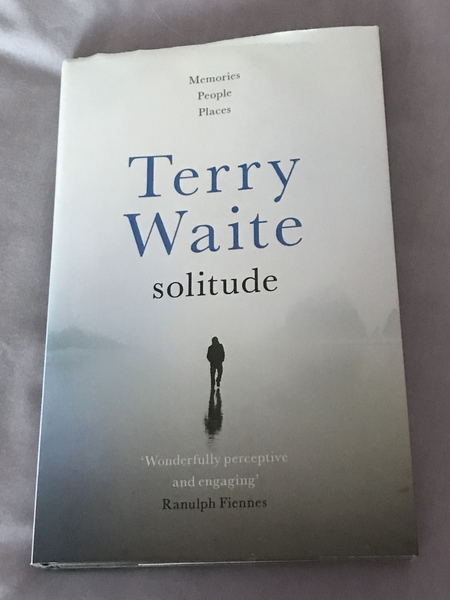 A Review of Terry Waite's 'Solitude'