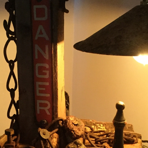Danger Lamp