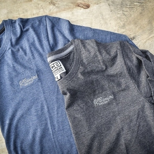 Long Sleeved T-Shirt - JCB Workwear - D+IW/D+IX