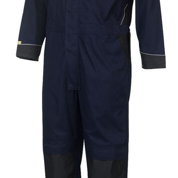 Coverall with Knee Pad Pockets - Tall Leg - JCB Workwear - D+IT/D+IU