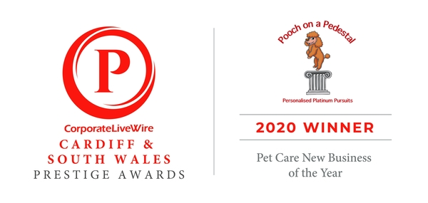 WINNERS OF BEST PET BUSINESS IN SOUTH WALES 2020