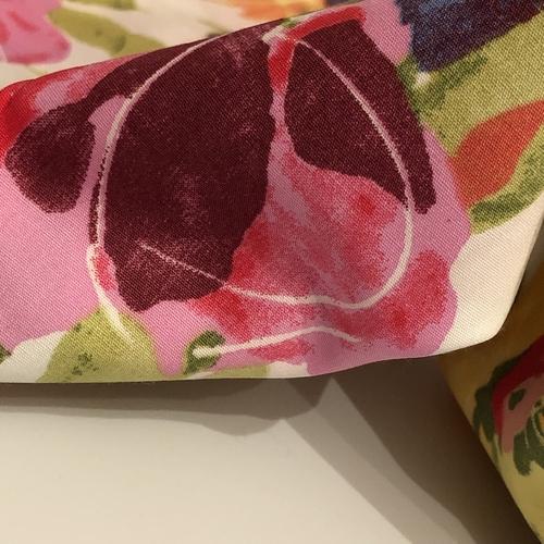 Florentyna Cotton Poplin 91cm Remnant