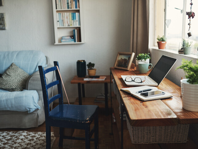 Top Tips to become a master of home working