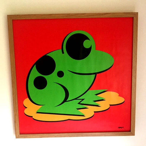 'Froggy' Picture