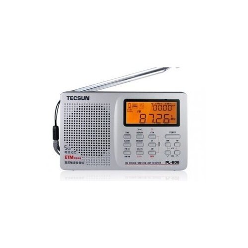 TECSUN PL-606 PORTABLE RECEIVER