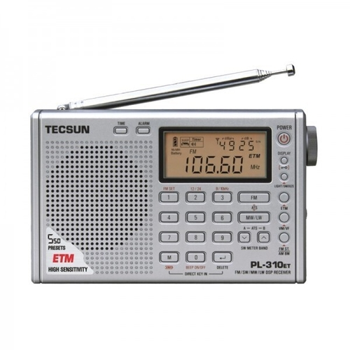 TECSUN PL380 PORTABLE RECEIVER