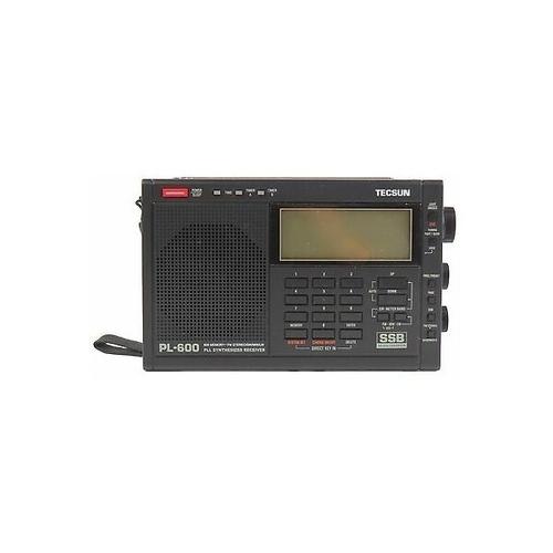 TECSUN PL-600 FM/AM/SSW/LW RADIO