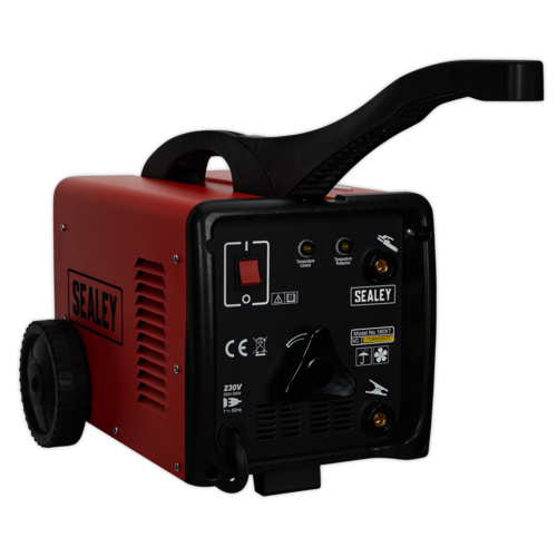 Arc Welder 180Amp with Accessory Kit - Sealey - 180XT