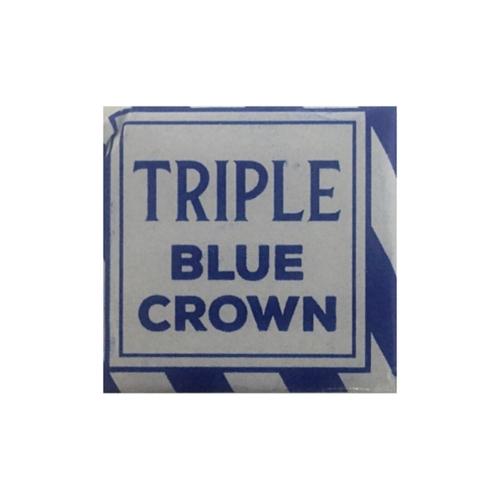 Triple Crown Blue Block