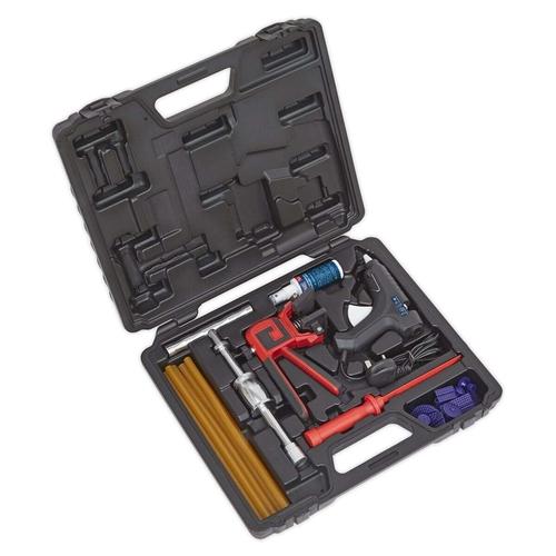 Hot Glue Paintless Dent Repair Kit 230V - Sealey - RE105