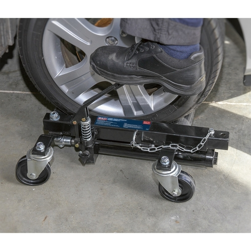 Wheel Skate 650kg Capacity - Sealey - WS650