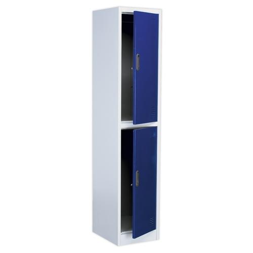 Locker 2 Door - Sealey - SL2D