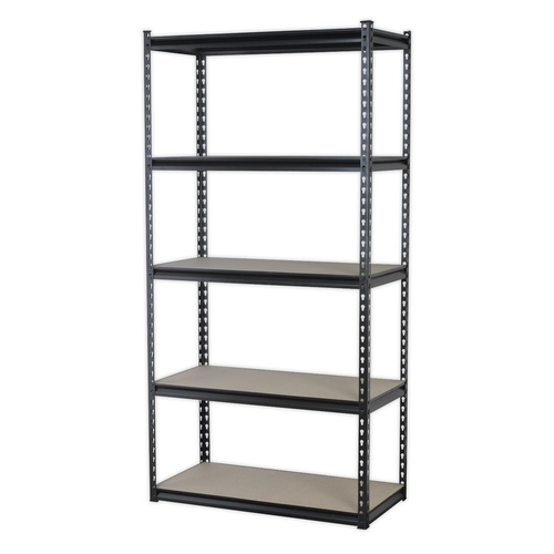 Racking Unit with 5 Shelves 340kg Capacity Per Level - Sealey - AP900R