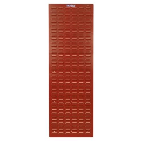 Steel Louvre Panel 500 x 1500mm Pack of 2 - Sealey - TPS8V