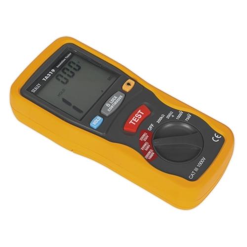 Digital Insulation Tester - Sealey - TA319