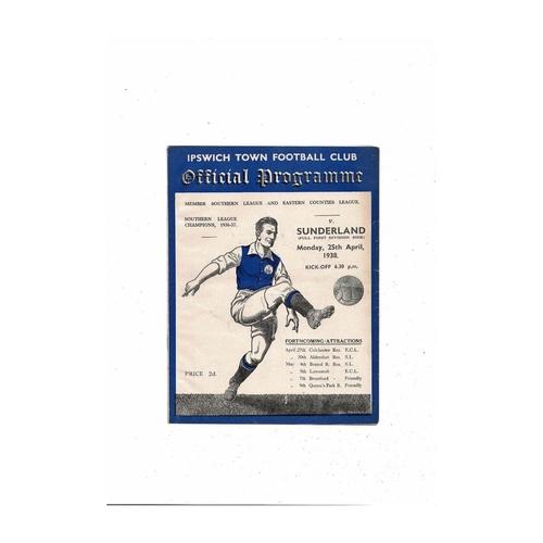Friendly Football Programmes
