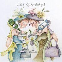 Let's Gin-dulge!