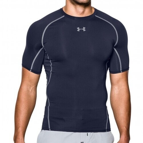 Under Armour Compression T-Shirt Mens Navy
