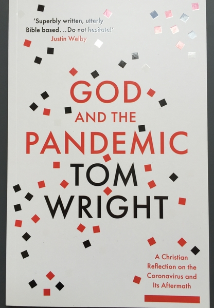 God and the Pandemic: A Christian Reflection on the Coronavirus and its Aftermath by Tom Wright.
