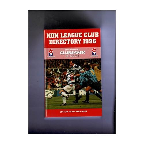 Non League Directory 1996 Softback Book