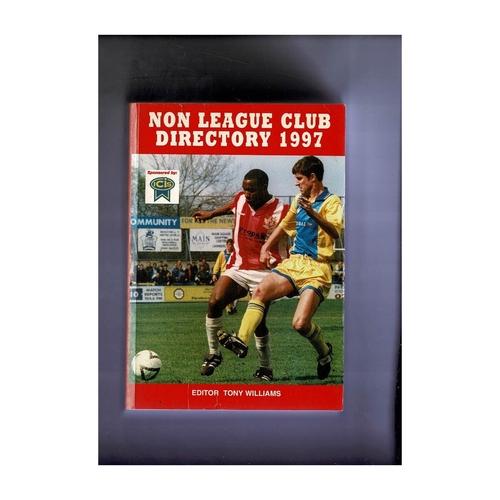 Non League Directory 1997 Softback Book