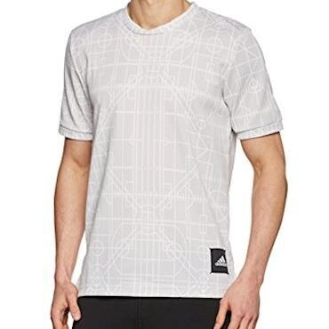 Mens Adidas Graphic Tee DNA T-Shirt