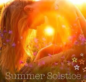 Crystal Energy at Summer Solstice..