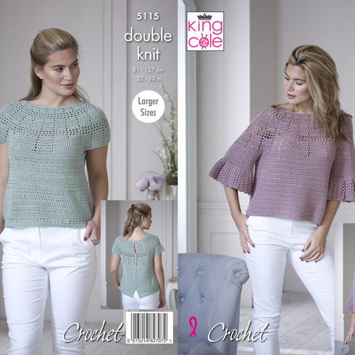 Finesse Cotton Silk DK