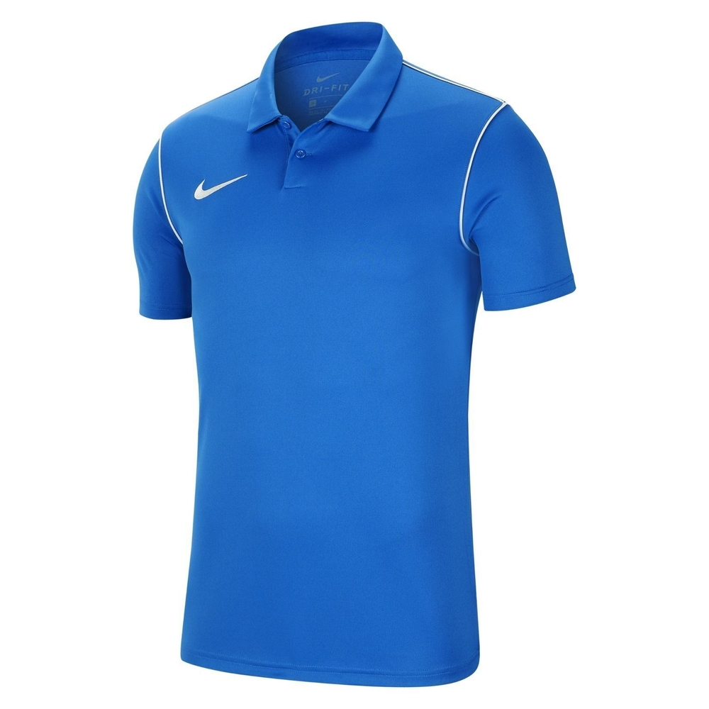 Newcastle East End FC Park 20 Polo Shirt Royal