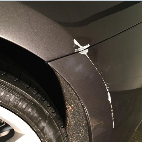 The Maserati