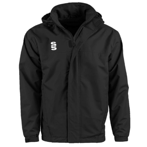 CWCC DUAL FLEECE LINED JACKET - BLACK