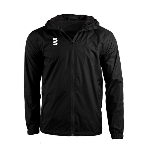CWCC DUAL FULL ZIP TRAINING JACKET - BLACK