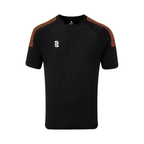 CWCC DUAL GAMES SHIRT - BLACK/ORANGE
