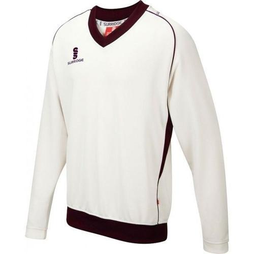 East Rainton CC Long Sleeve Sweater