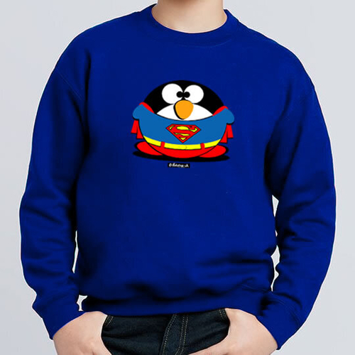 'Super Fat Penguin' Sweatshirt