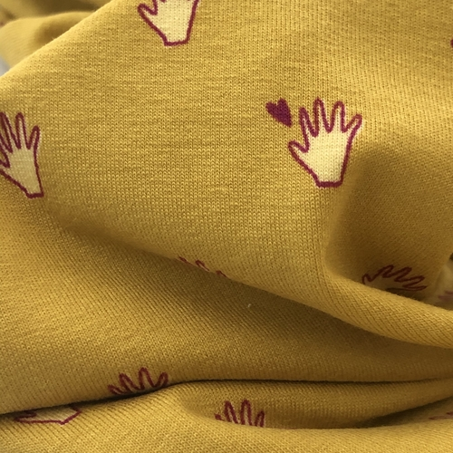 High Five Mustard Jersey 60cm