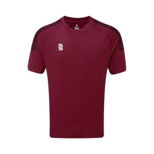 Felling CC T20/Training Shirt Maroon