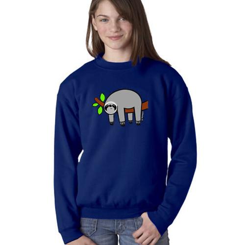 'Grey Sloth' Sweatshirt