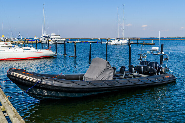 Work Boats & Charter