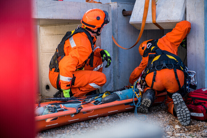 Confined Space Access & Rescue