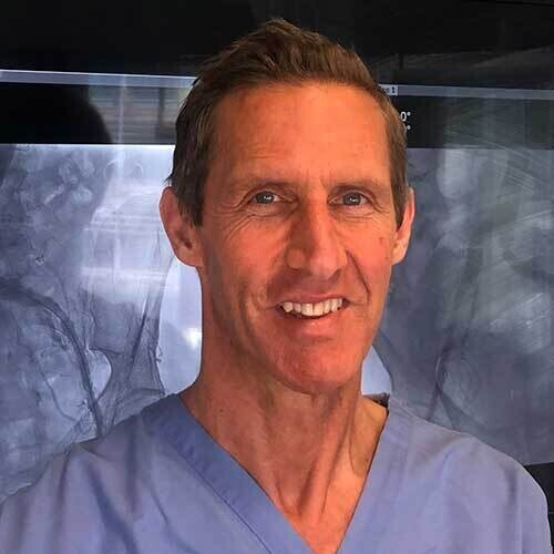 Dr Nick Burfitt (BSc Hons MB BChir MRCS FRCR)  - Interventional and Diagnostic Radiology Consultant